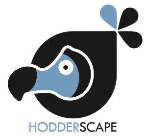Hodderscape logo dodo