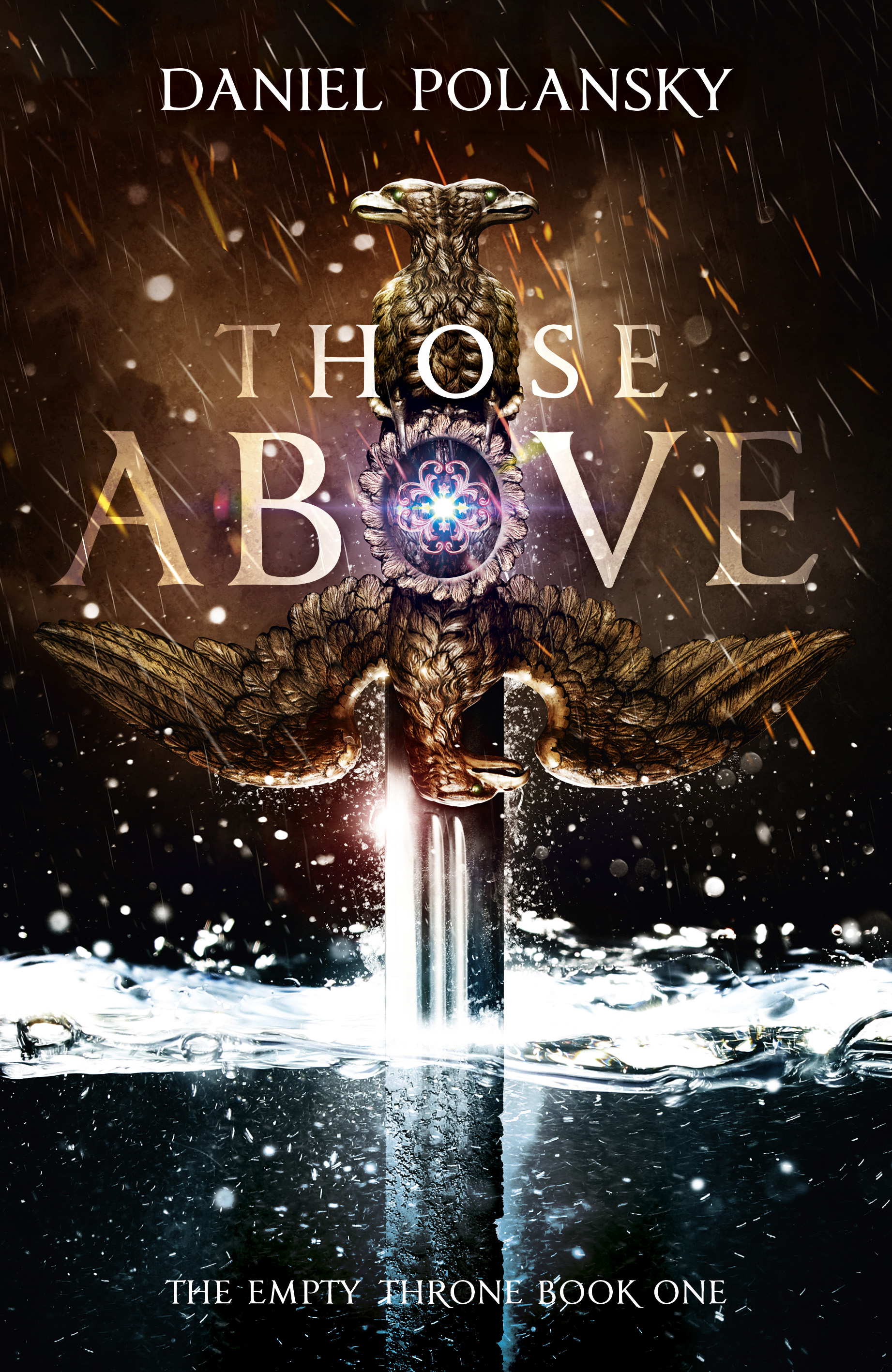 Book Cover Fantasy ~ Cover reveal those above by daniel polansky hodderscape