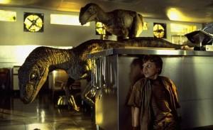 Film Jurassic Park (1993)