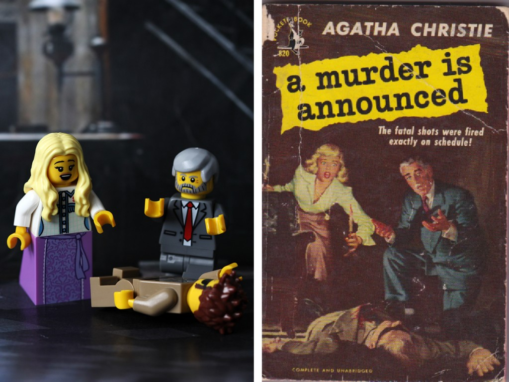 A Murder is Announced lego