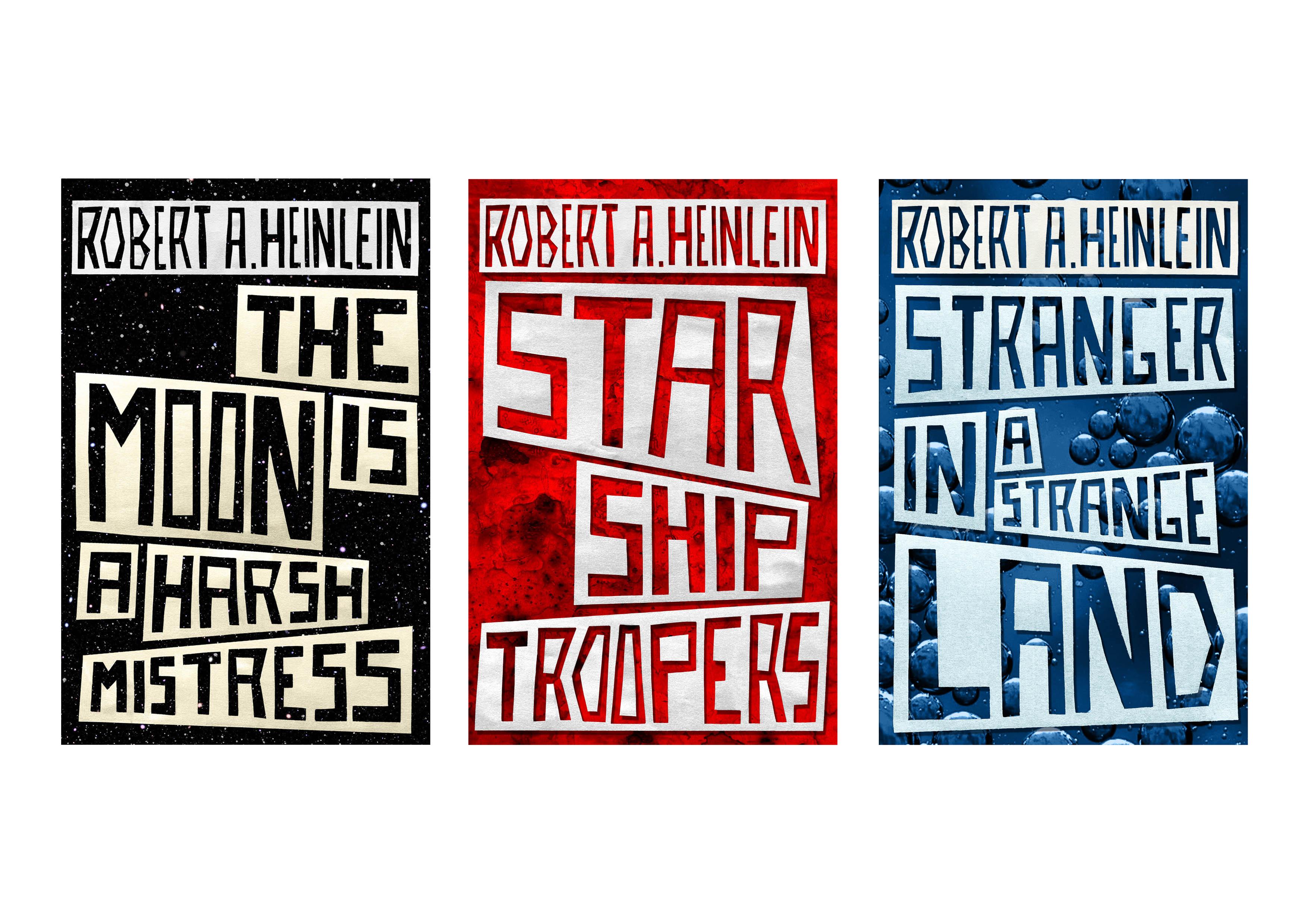 Heinlein x3