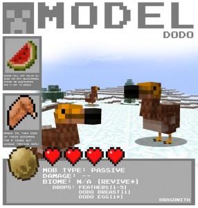 Dodo Crafts - Minecraft