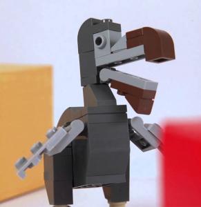 LEGO dodo craft 3