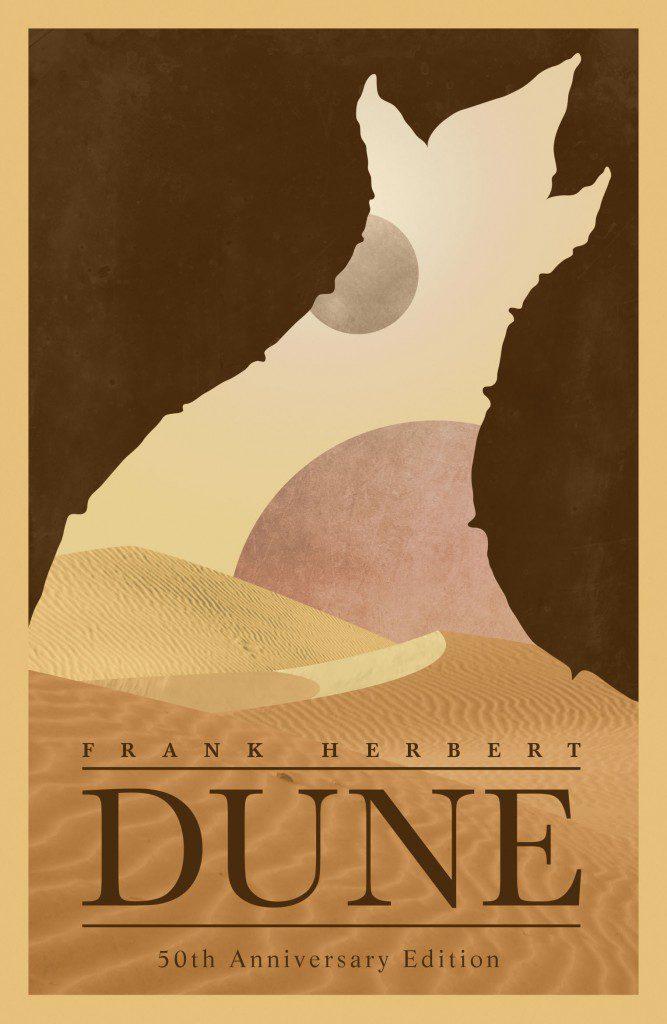 50th anniversary edition of Frank Herbert's DUNE