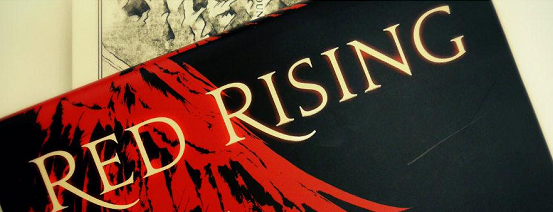 Weekend Round-Up: RED RISING Madness!