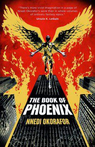 book of phoenix cover