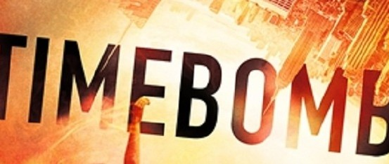 Cover Reveal: TimeBomb by Scott K. Andrews