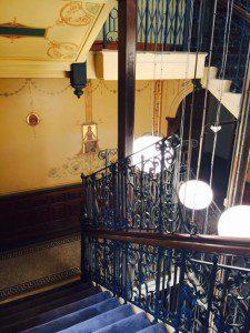 Carmelite Staircase 1
