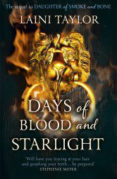 Days of Blood and Starlight (Daughter of Smoke and Bone Book 2)