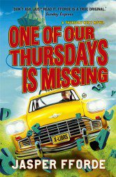 One of Our Thursdays is Missing (Thursday Next Book 6)