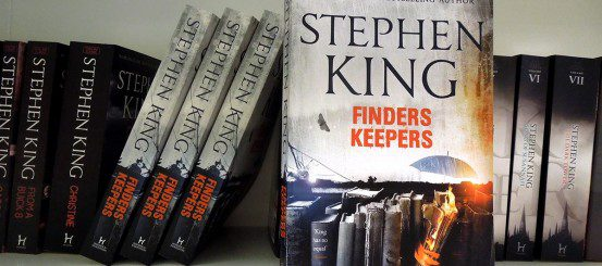 Win a Limited Edition proof of Finders Keepers