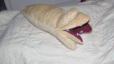 Sandworm Dune Plushie