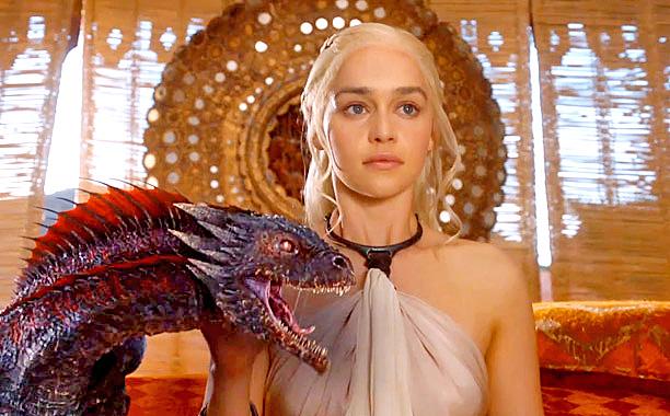 daenarys dragons