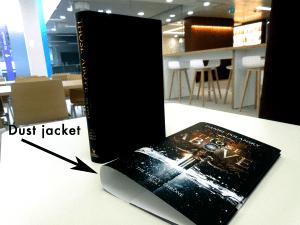 Book Dust Jacket