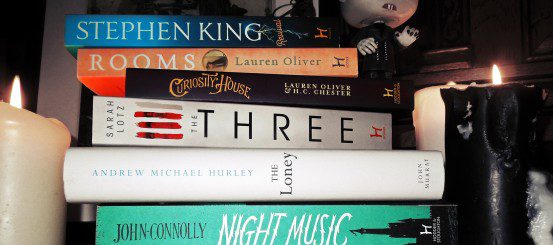 Halloween Giveaway: win this spooky selection of books!