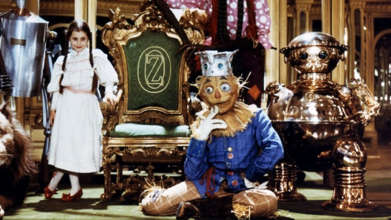 The Making of the Wizard of Oz Movie Magic and Studio