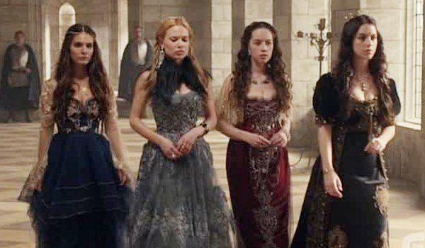 reign dresses