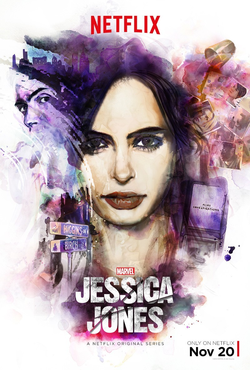 Jessica jones everything need know should watch video