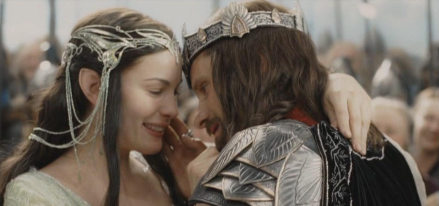 Aragorn Arwen