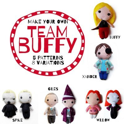 Buffy the Vampire Slayer dolls
