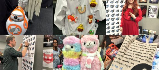 11 amazing things we saw at YALC