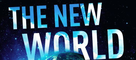 Cover Reveal: The New World by Scott K. Andrews