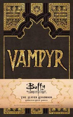 Buffy Vampyr Handbook