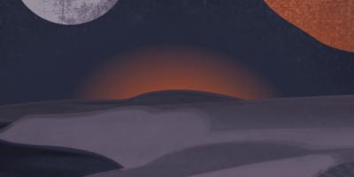 Dune Messiah Banner