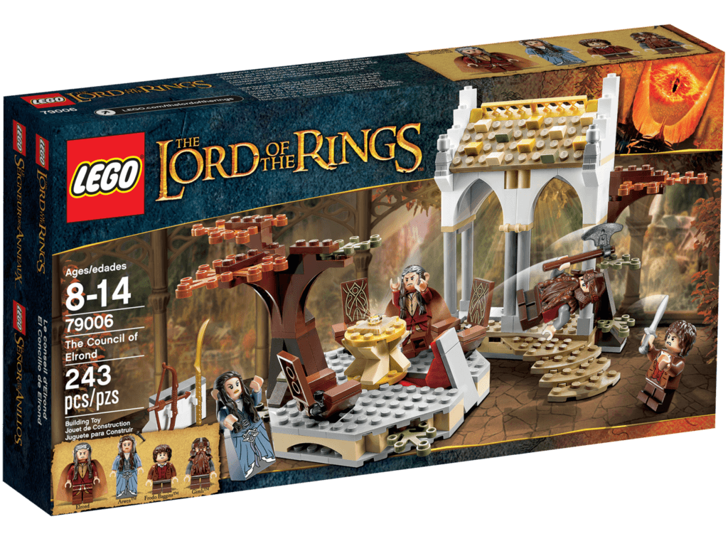 Council of Elrond LEGO