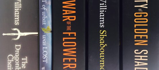 Tad Williams: which book to start with?