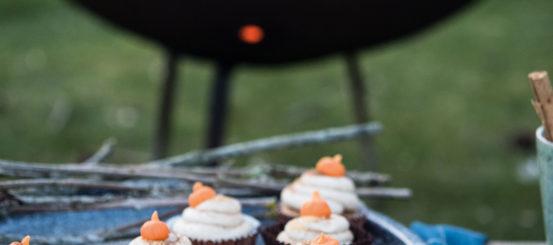 Recipe: Pumpkin Spice Cupcakes