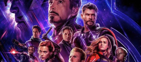 Hodderscape Reviews… Avengers: Endgame