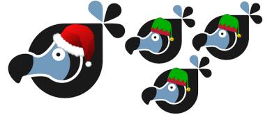 Hodderscape christmas