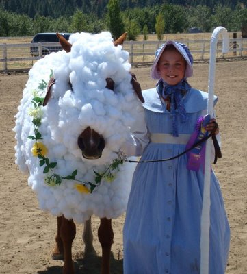 Horse is Sheep Bo Peep