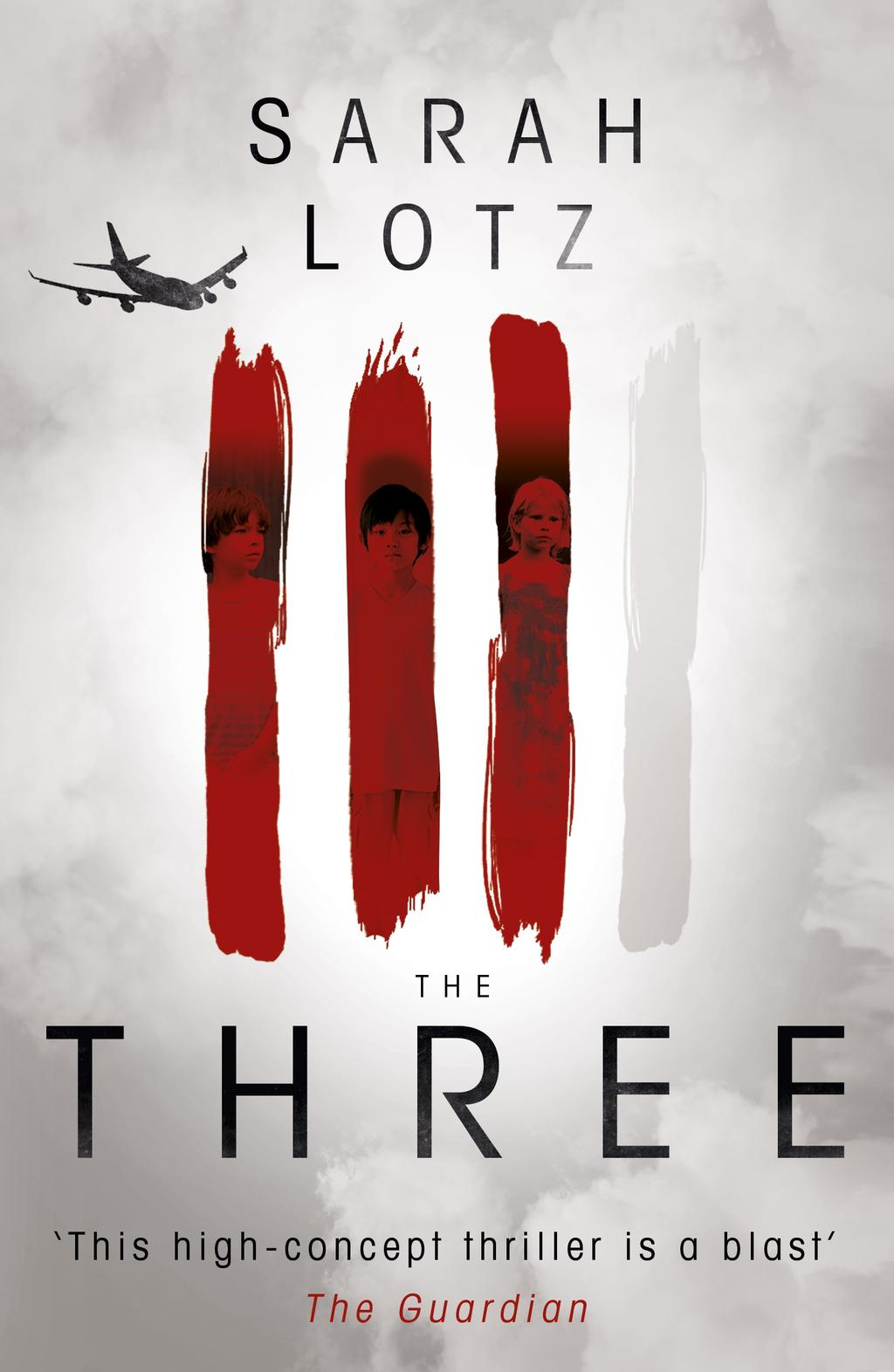 The Three by Sarah Lotz (paperback)