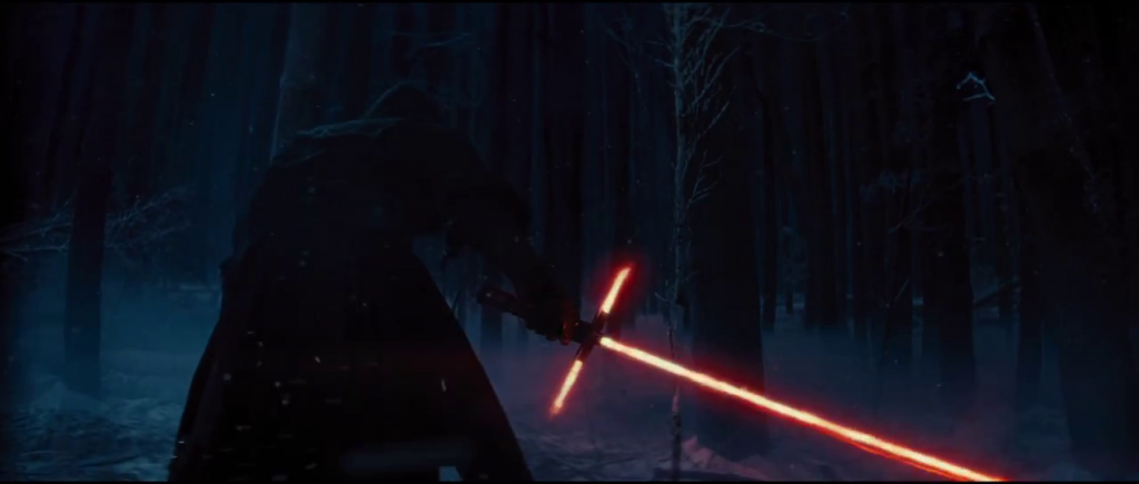 Star Wars Trailer - The dark side