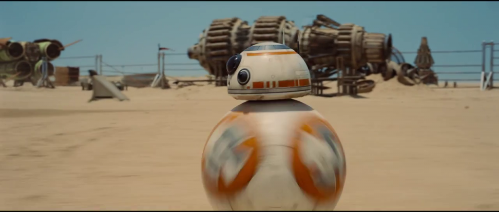 Star Wars Trailer - Droid