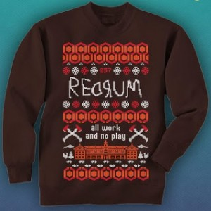 Lord Of The Rings Christmas Jumper.The Perfect Geeky Gifts Hodderscape