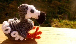 Crochet Dodo Craft