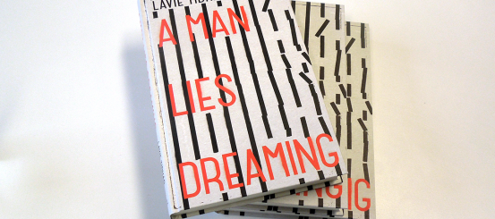 Win a copy of A MAN LIES DREAMING