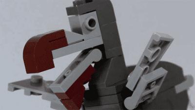 Lego Dodo Craft