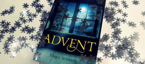 Hodderscape Advent Day 1