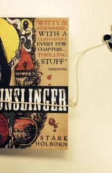 Win a NUNSLINGER paperback!