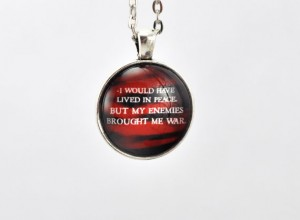 Red Rising Necklace
