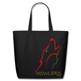 Red Rising tote