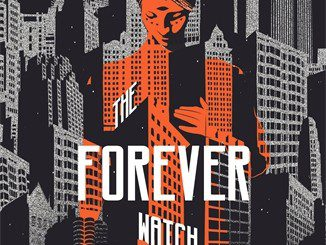 Out Today: The Forever Watch paperback!