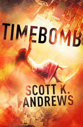 TimeBomb by Scott K. Andrews