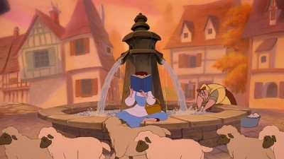 Beauty And The Beast 1991 Hodderscape