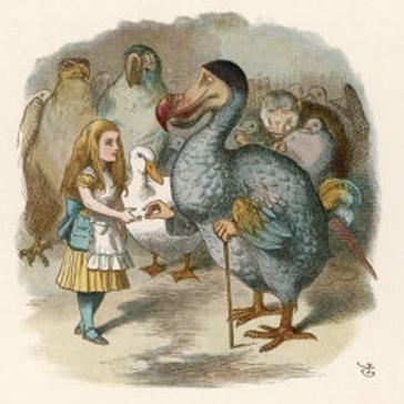 dodo lewis c