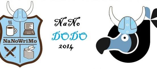 NaNo Dodo Day 3: wibbly-wobbly timey-wimey